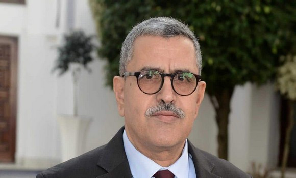 Djerad Algérie Premier Ministre