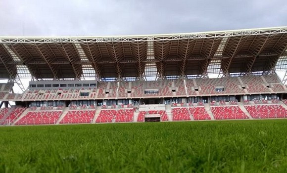 Stade Oran Football Jeux Méditerranéens