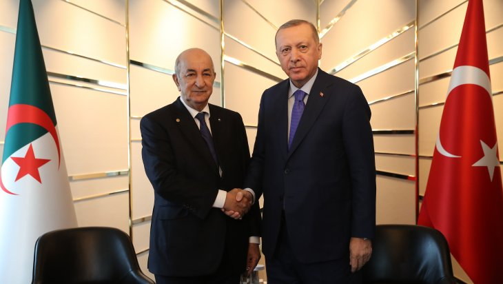Erdogan Tebboune