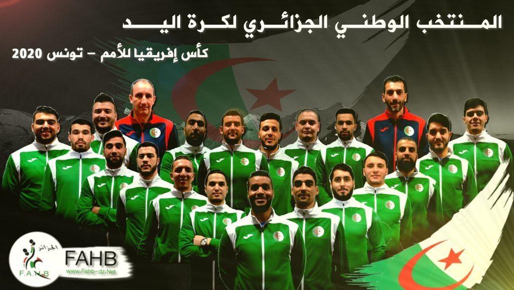 Handball algérien