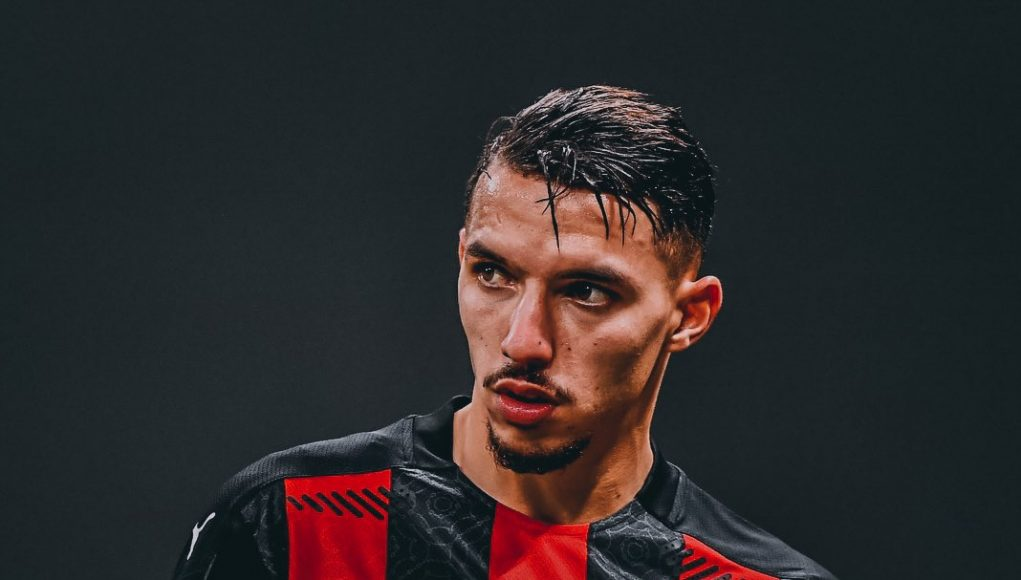 Ismael Bennacer Milan AC