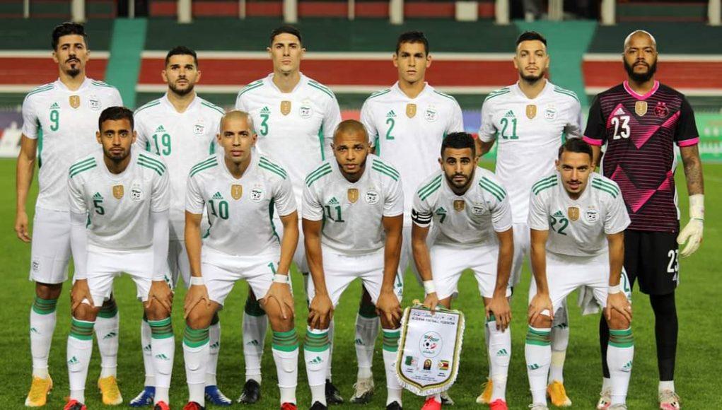 Equipe nationale d'Algérie de football