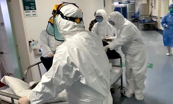 Covid 19-Algérie-Coronavirus-Contaminations