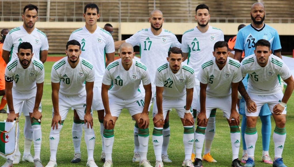 Algérie Fennecs Equipe Nationale