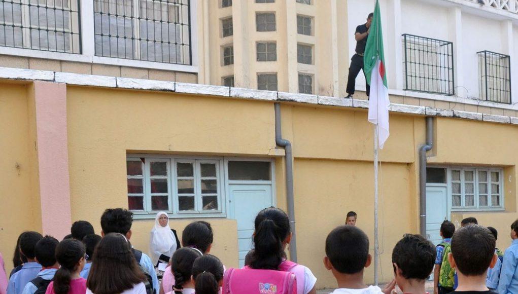 rentrée scolaire en Algérie