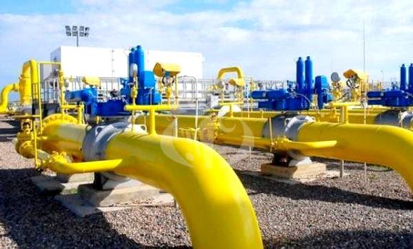 Sonatrach Hydrocarbures Algérie Equinor Gaz Pétrole