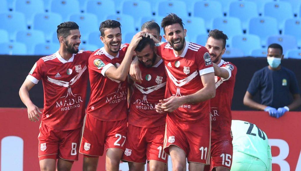 CRB Espérance Sportive de Tunis Quart de finale Ligue des Champions Sayoud, Draoui