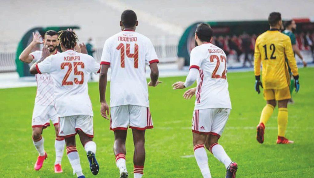 CRB Espérance de Tunis Ligue des Champions africain
