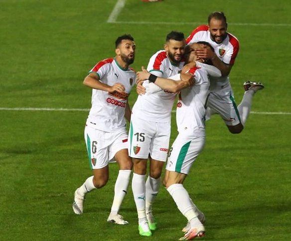 MCA WAC Ligue des Champions Africaine Quart de finale