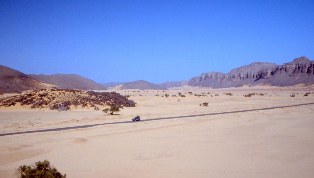 Transsaharienne Algérie Alger Lagos