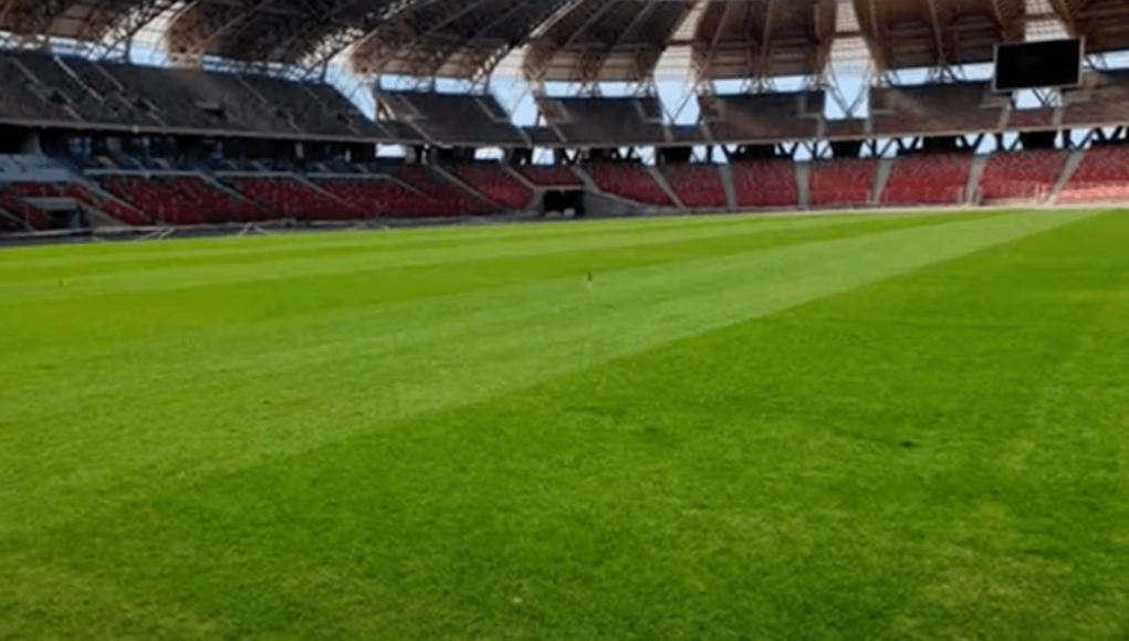 Stade ORan Jeux Méditerranéens