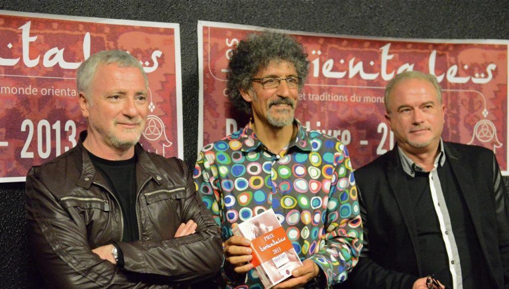 Jamil Rahmani Les Lorientales Prix littéraire