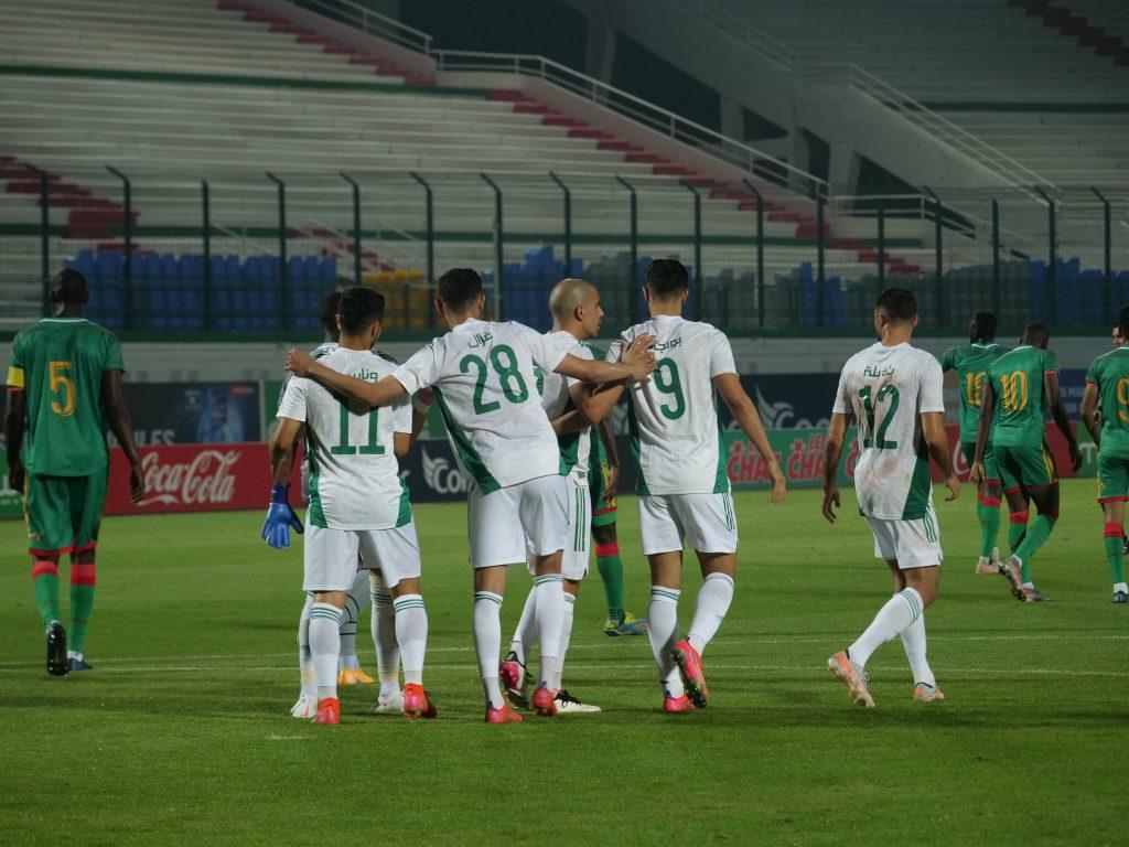 Algérie Football Fennecs Belmadi