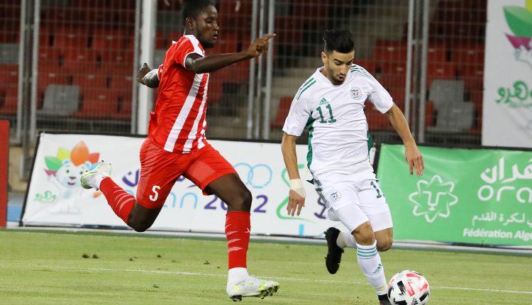 algérie A' Liberia Stade Oran