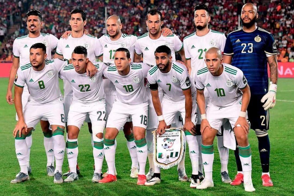 Algérie Mali Record Invincibilité