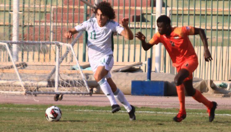 La sélection algérienne de football U 20 se qualifie pour les quarts de finale de la Coupe arabe des nations