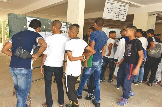 Bac en Algérie entaché par des fraudes qui ont entrainé de la condamnation à de la prison ferme
