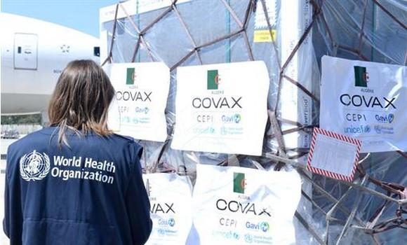 Vaccins Covid 19 Algérie Covax