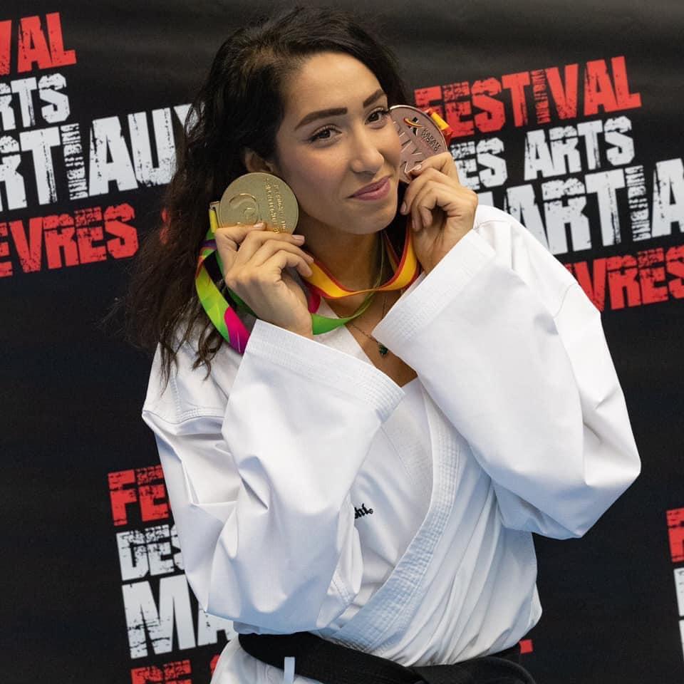Lamya Matoub se qualifie pour les JO de Tokyo