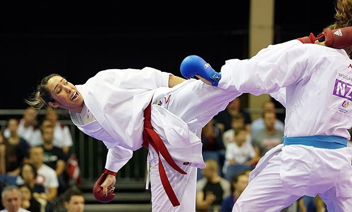 Lamya Matoub se qualifie pour les Jeux Olympiques de Tokyo