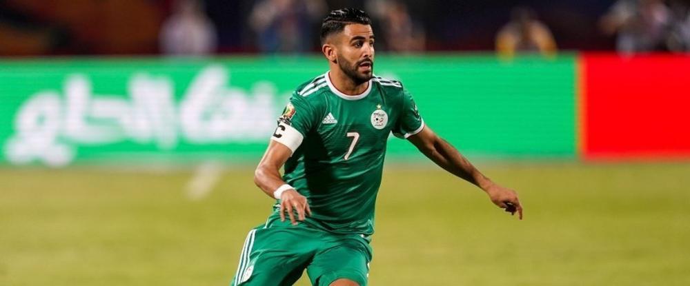 Riyad Mahrez Algérie Football