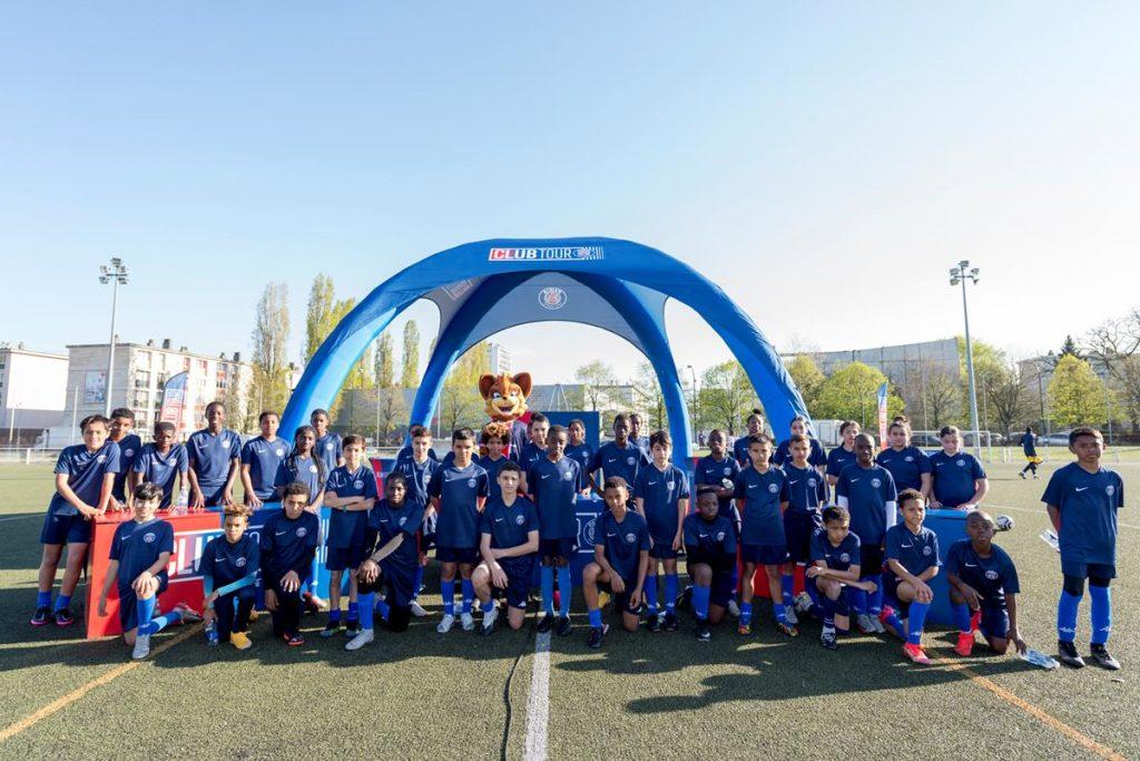 PSG Fondation Football