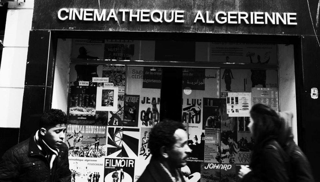Cinémathèque Alger