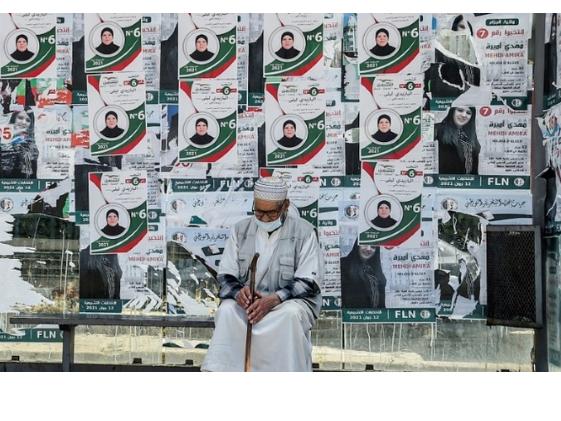 élections législatives Algérie