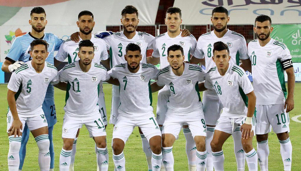 Sélection Algérie A'