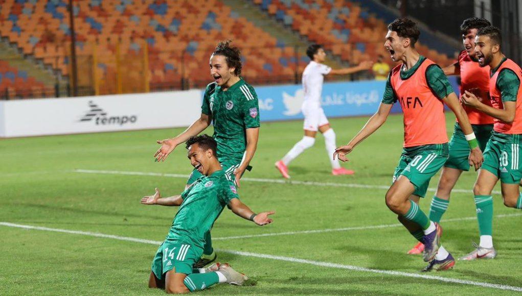 La sélection algérienne de football U20 s'est brillamment qualifiée pour la finale en battant la Tunisie (2-0) grâce à un doublé de Omar.