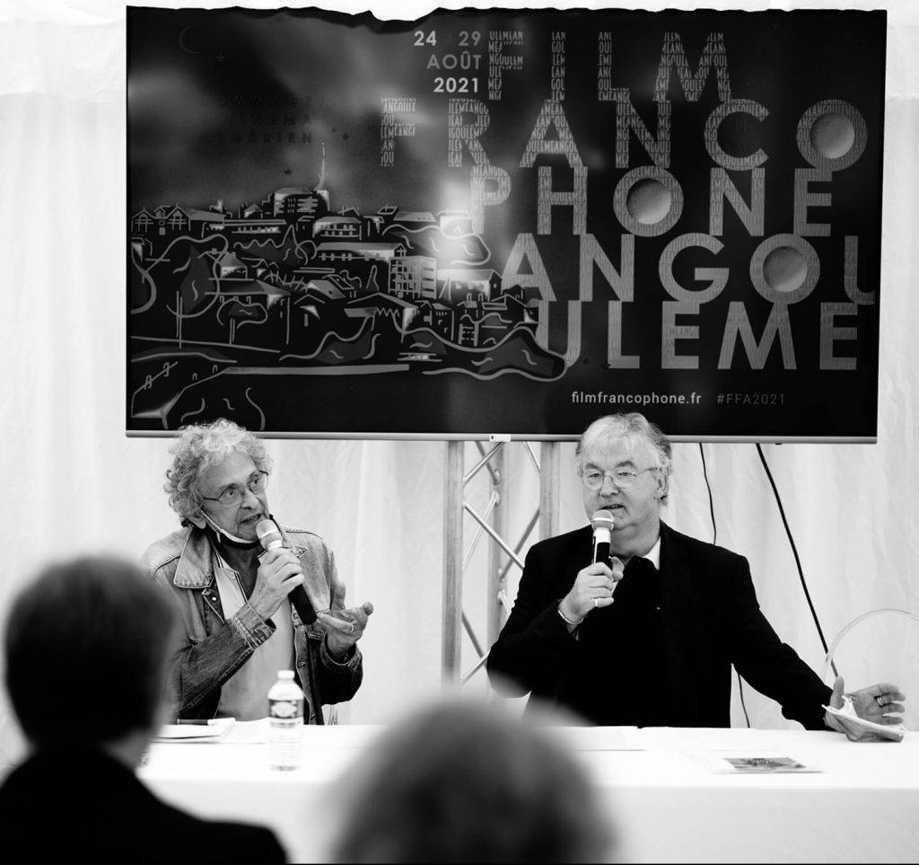 Présentation de la thématique algérienne du Festival du Film Francophone d'Angoulême