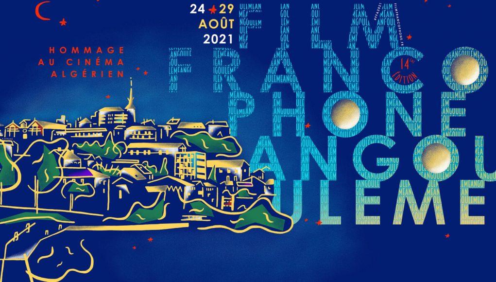 Affiche du festival du film francophone d'Angoulême