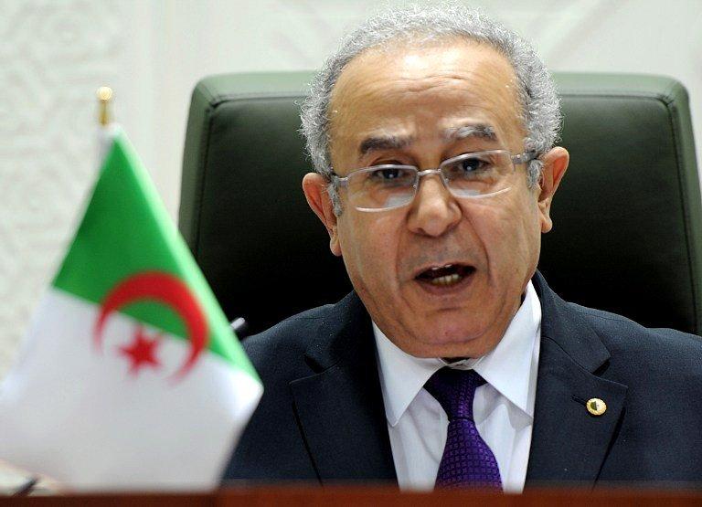 Ramtane Lamamra nouveau ministre algérien des Affaires étrangères