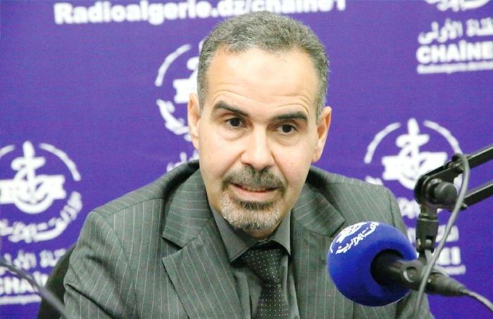 Abderrazak Sebgag est le nouveau ministre algérien de la Jeunesse et des Sports
