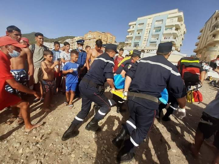 DEs dizaines de personnes intoxiquées sur la plage à Ténès