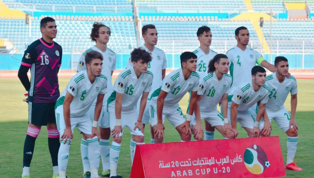 L'Algérie s'incline en finale de la Coupe arabe des nations U20 face à l'Arabie Saoudite