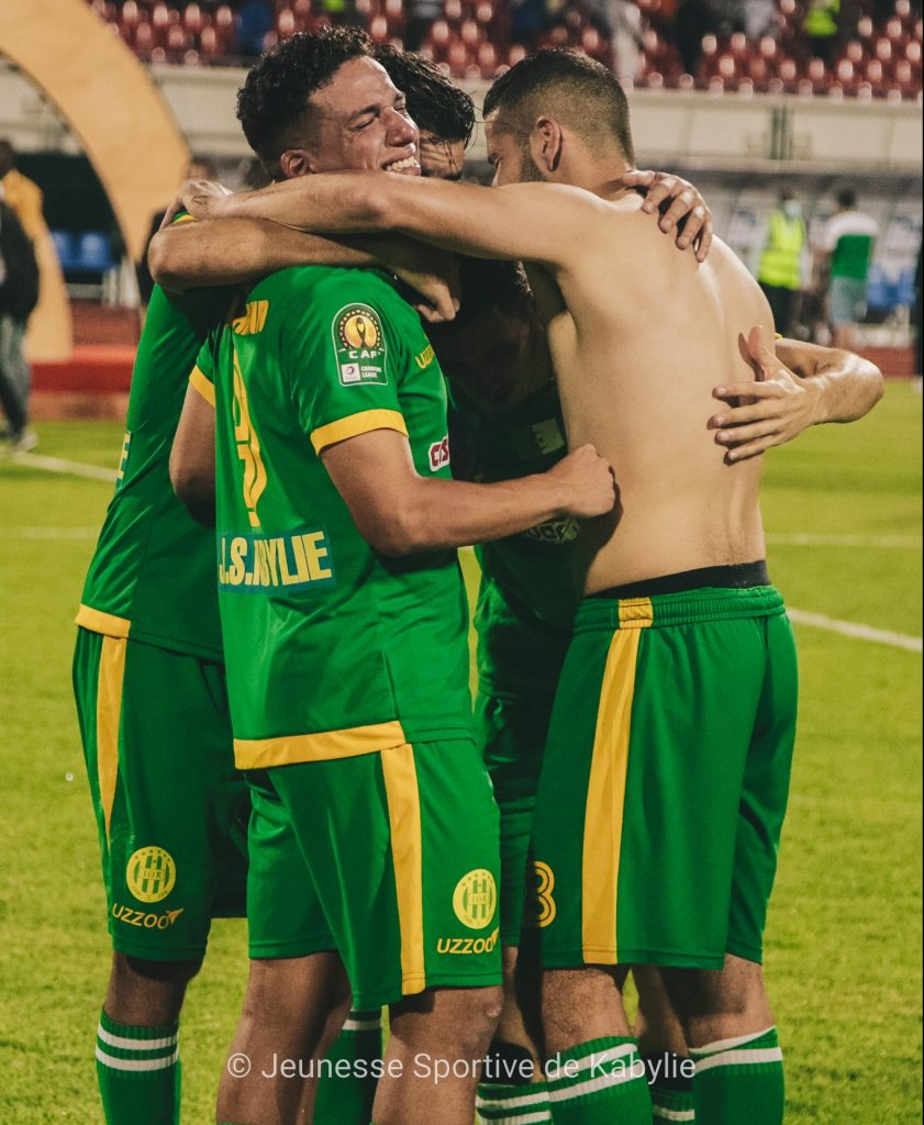 La JSK s'incline en finale de la Coupe de la Confédération face au Raja de Casablanca